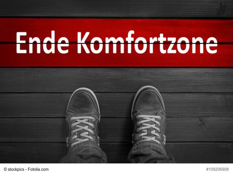 Ende der Komfortzone im Arbeitsalltag? Werde erfolgreicher Selbstmanager!