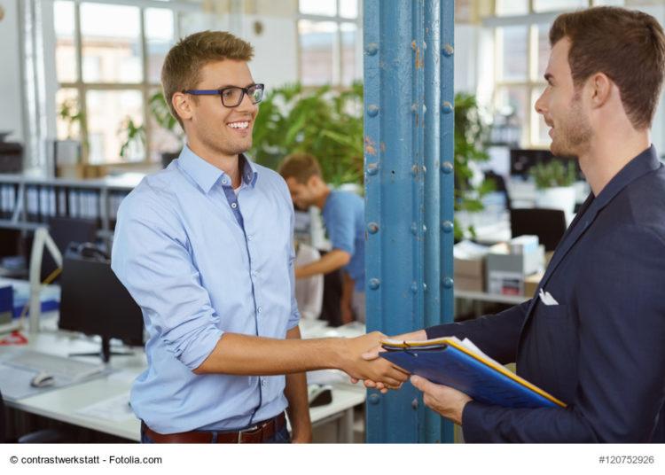 Neue Studie: Beim Onboarding in vielen Firmen noch Luft nach oben