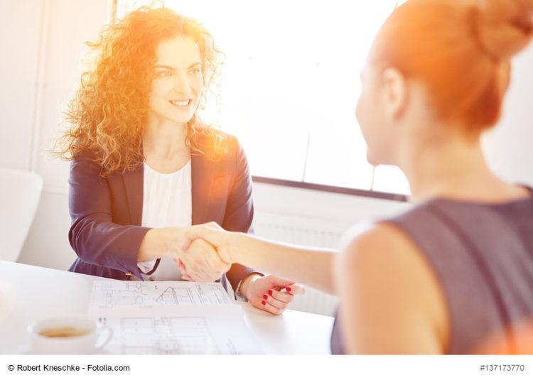So klappt es im Vorstellungsgespräch – Praxistipps von unseren Personalexperten