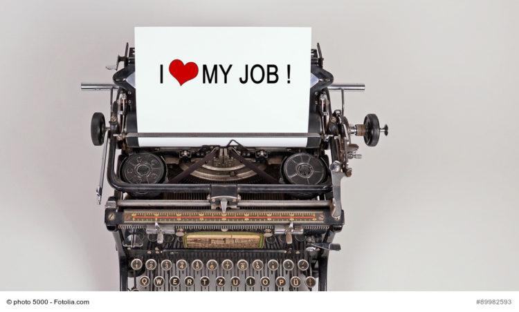 i love my job - 10 Gebote für dein erfülltes Arbeitsleben