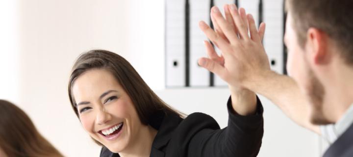 Career Support: Erfolgreiche Mitarbeiter