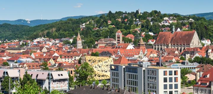 Jobs im Raum Schwäbisch Gmünd, Baden-Württemberg, Süddeutschland