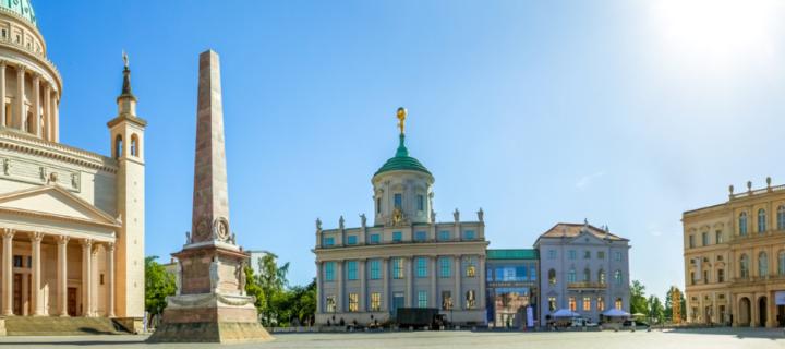 Unser Standort in Potsdam: Jobs für die Region Berlin Brandenburg