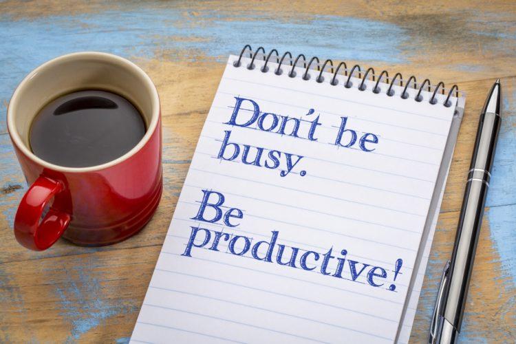 Slow Work oder wie du durch langsamere Arbeit produktiver wirst