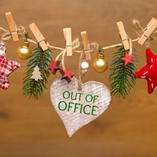 Pause machen! Das Fest der Freude und der neuen Ideen – Unsere Weihnachtsgrüße