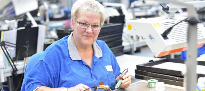 Ältere Arbeitnehmerin: Mit Ü50 und Ü60 glücklich im Berufsleben